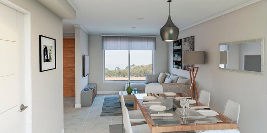 Proyecto Mirador de la Hacienda de Inmobiliaria Cadel Constructora-4