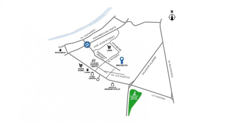 Proyecto Cumbres del Rosario - II de Inmobiliaria Pocuro-9