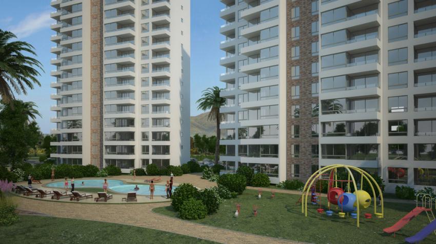 Proyecto Palmas de Peñuelas de Inmobiliaria Ecasa-6