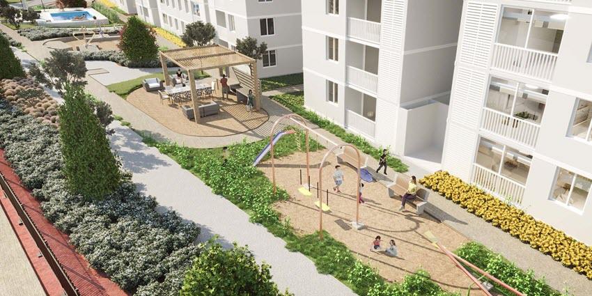 Proyecto Mirador de Talhuén de Inmobiliaria 3L-5