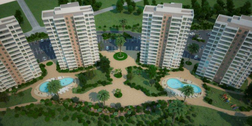 Proyecto Palmas de Peñuelas de Inmobiliaria Ecasa