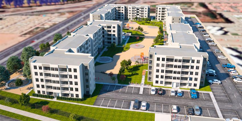 Proyecto Condominio Brisas de Maitenes de Inmobiliaria Noval-1