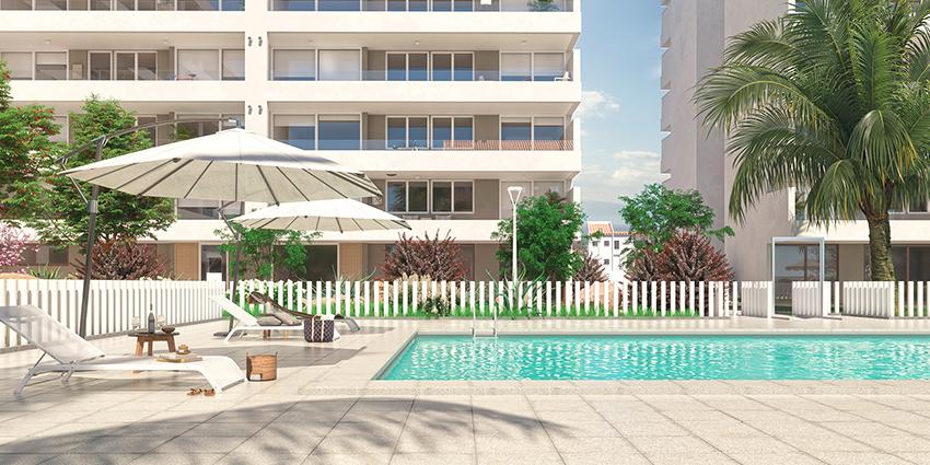 Proyecto Terrazas del Sol - IV de Inmobiliaria Pocuro