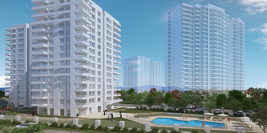 Proyecto Marina Océano de Inmobiliaria EuroInmobiliaria