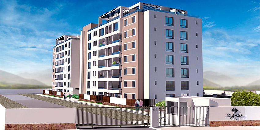 Proyecto Don Arturo de Inmobiliaria Av Construcciones -1