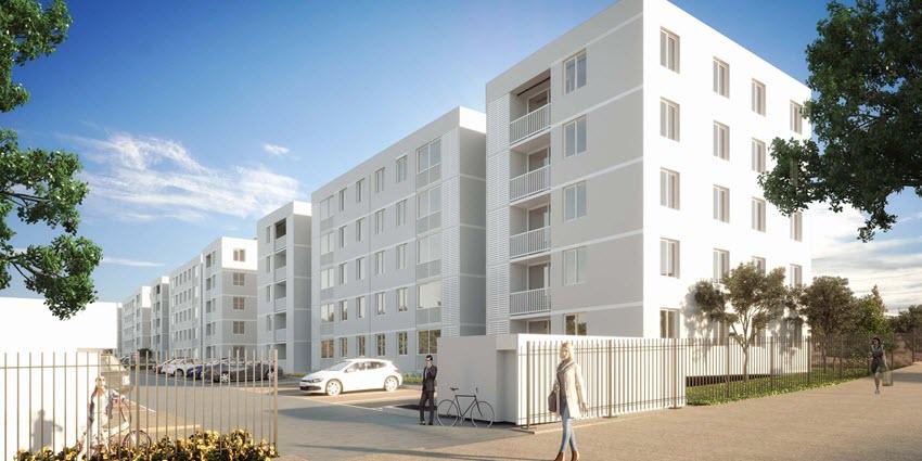 Proyecto Mirador de Talhuén de Inmobiliaria 3L-1